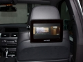 BMW X5 - E70 Rearseatentertainment